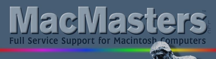 MacMasters: Support for Macintosh Computers